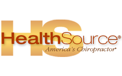 Image result for HealthSource Chiropractic Logo